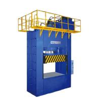 Buy cheap Top Frame Hydraulic Press from wholesalers