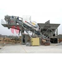 Buy cheap Integral Mobile Concrete Batching Plant from wholesalers