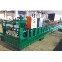 Buy cheap CNC colored sheet roll forming machine HGC60-211-845B type steel roll forming machine from wholesalers