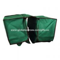Customized Motorbike Saddle Bag, OEM Orders are Welcome
