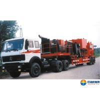 0042 GJC100-30(70-30)T Trailer-mounted Cementing Unit