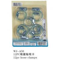 Buy cheap Hose Clamps WJ-A5012PC hose clamps from wholesalers