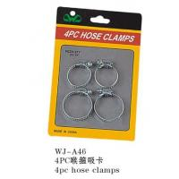 Buy cheap Hose Clamps WJ-A464pc hose clamps from wholesalers