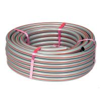 Buy cheap Galilee Air Hose PVC Grey Garden Hose with Four Small Orrange Lines from wholesalers