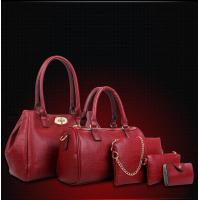Buy cheap PU Bags PUsetbags5pcswomentoteb from wholesalers