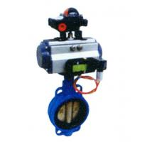 Buy cheap Marine Pneumatic Butterfly Valves & Flanged Butterfly Valves from wholesalers