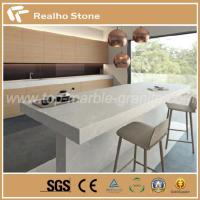 China Pre Cut Commercial Integrated Quartz Countertop for Kitchen Or Bathroom on sale