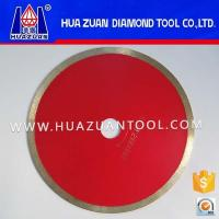 China 4 Inch Grinder Tile Continuous Rim Saw Diamond Blade For Tile Saw on sale