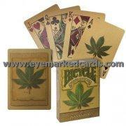 China Bicycle Hemp Marked Cards wholesale