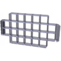 China NORAS Einsteck-Grid medial/cc (5 Stck) wholesale