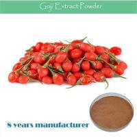 China 2015 Hot sale ISO/GMP factory supply Black Goji berry Black wolfberry extract powder CADY wholesale