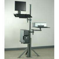 China Computer Carts & Stands Articulating Computer Tower wholesale
