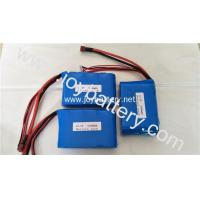 Buy cheap A123 Battery 4S1P from wholesalers