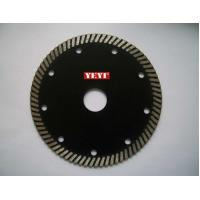 """China 4"""" Diamond Saw Blades , Asphalt Or Ceramic Tile Saw Blade For Dry Or Wet Cutting on sale"""