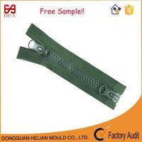 China 2 Way Separating Zipper Double Zipper for Field Jackets wholesale