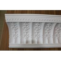 Beautiful Lightweight and Hard Decoration PU Carving Cornice Moulding Design