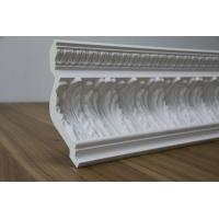 Easy to Install Decoration Polyurethane Carving Cornice Crown Moulding