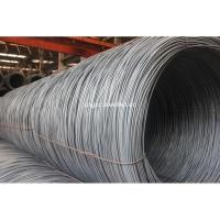 China Prime hot rolled SAE 1008B low carbon mild coils steel wire rod wholesale