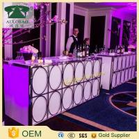 China Promotion Price commercial modern bar counter design on sale