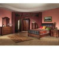 China Lafayette Tv Armoire With Braided Veneer Accent Border Bedroom Furniture wholesale