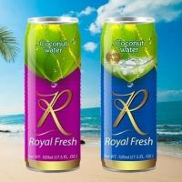 China Coconut Water Beverages Exporter wholesale