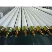 China Ceramic Rollers CR-12 Flat glass tempering furnace ceramic roller wholesale