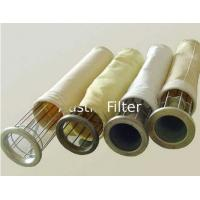 Buy cheap Dust Filter Bag For Blast furnace Dry GCP dust collector filter bag from wholesalers