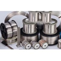 Buy cheap Nickel chrome ribbons Nickel Chrome electrical alloy heating wire from wholesalers
