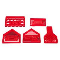 China baking Cookie Town - Holiday Home wholesale