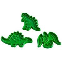 China baking Dinosaurs Cookie Cutters wholesale