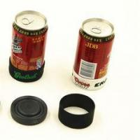 China Thermal Mini BPA Free Round Cold Gel Beer Holder Cooler For Beer Cooler wholesale