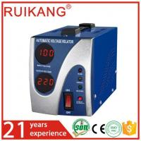 China V Guard Stabilizer 5KVa Priceac Automatic 4kva Voltage Regulator with LED Indicator on sale