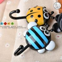 China Ladybird-Shape Sution Cup Hook wholesale