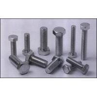 China Stainless Steel 904l Nut Bolts on sale