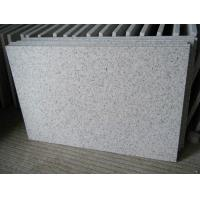 China Exterior Granite Stone Slabs Grey Wall Tiles For Entryway Scratch Resistant wholesale