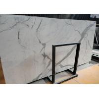 China Italian Calacatta Nature Marble Slab Countertop For Kitchen Bar OEM / ODM Avaliable wholesale