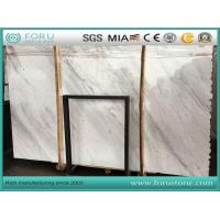 China Greece Volakas White Marble Beautiful Tiles for Flooring and Wall Tiles Decoration wholesale