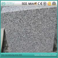 Chinese Cheap Light Grey Granite G603 for Flooring Ad Wall Tiles in Flamed and Polished Surface