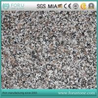 China Chinese G603 G623 Grey Granite Stone for Flooring and Wall Tiles Projects wholesale