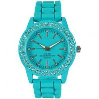 China Silicone Watch Geneva Latest Ladies Watches with Price Alloy Watch for Women Sale on sale
