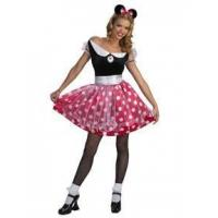 Adult Deluxe Minnie Mouse Costume