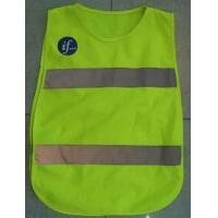 China Green Reflective Hi Vis Construction Security Safety Vest Clothing Wear wholesale
