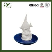 Buy cheap Ceramic Jewelry Trinket Tray, Ring Holder Dish from wholesalers