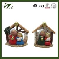 China Polyresin nativity sets for Christmas gift wholesale