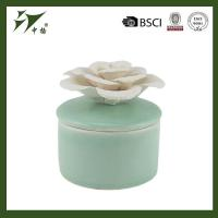 Buy cheap Promotional ceramic jewelry box ring holder from wholesalers