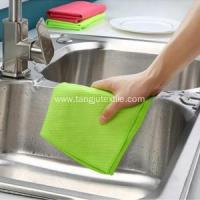 China microfiber kitchen towel set wholesale