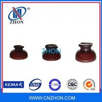 China Pin Type Porcelain Insulators on sale