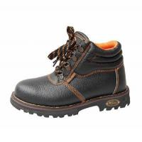 China Goodyear Welt Rocklander Safety Boots For Middle East on sale