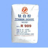 China Titanium dioxide R909 (paint type special coating) on sale