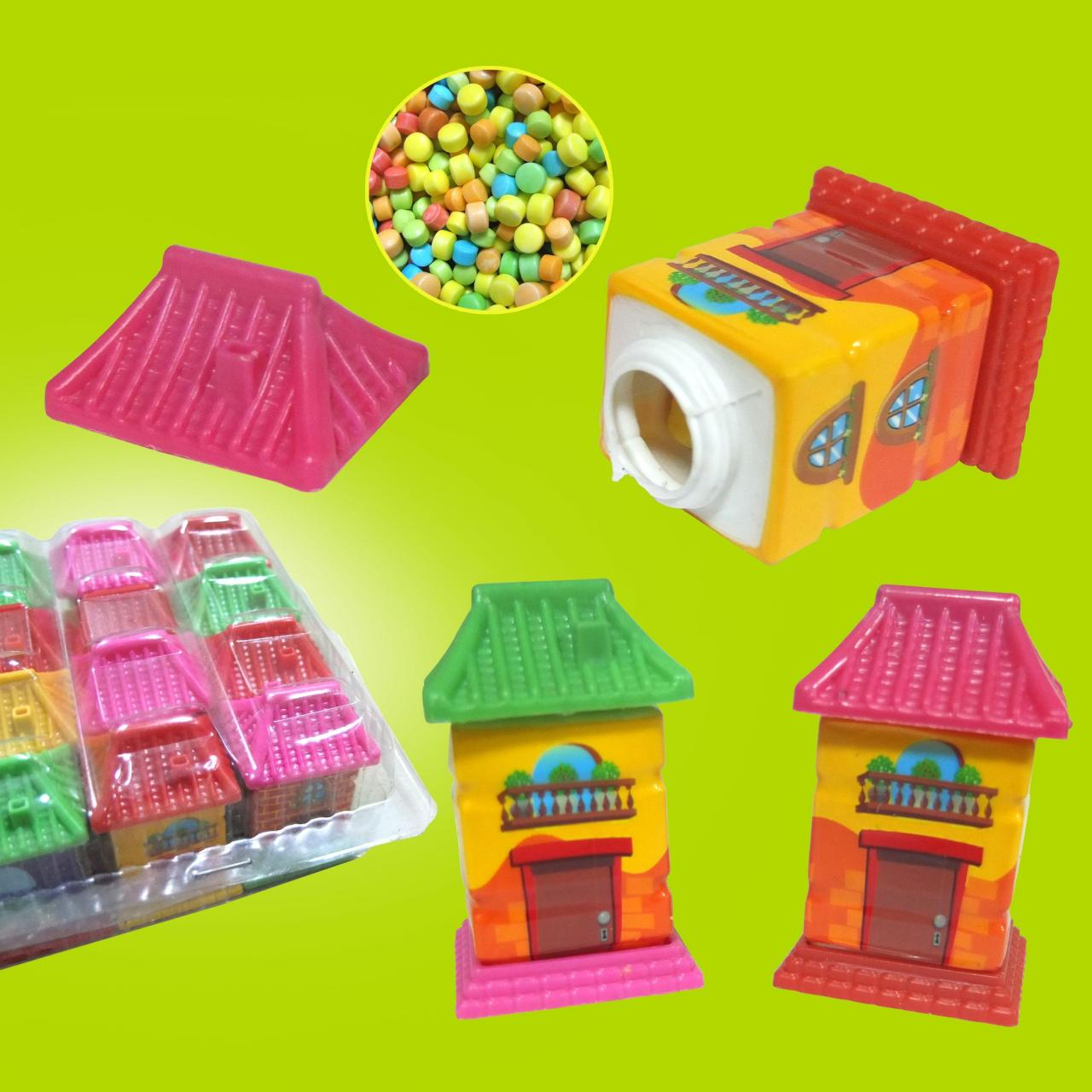 China Candy containers Mini House Toy Candy-TL-B014 wholesale